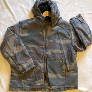 Old Navy men's XL camouflage coat size XL